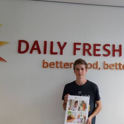 Lucas bij Daily Fresh