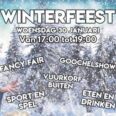 Winterfeest op de Buitenhof