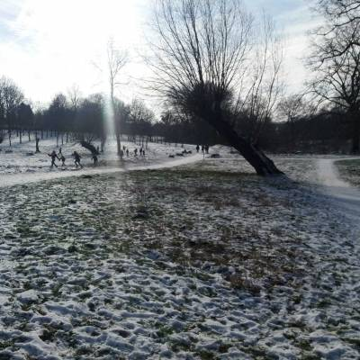 Winterwandeling so De Buitenhof