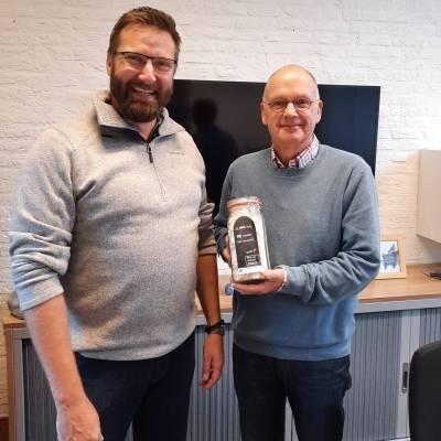 Ronald Paulissen en Chris Hesse: samen voor inclusiever onderwijs